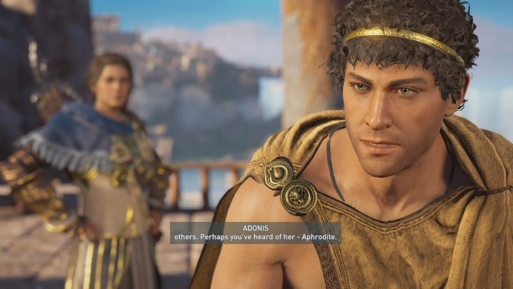 Return to Adonis - A Lover and A Fighter | Fate of Atlantis walkthrough - Part 1 - Fields of Elysium - Assassins Creed Odyssey Guide