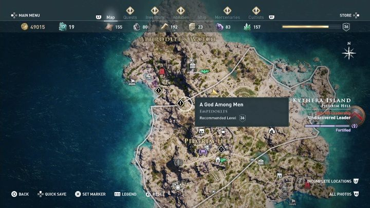 Cyclops Mythical Creatures In Assassin S Creed Odyssey