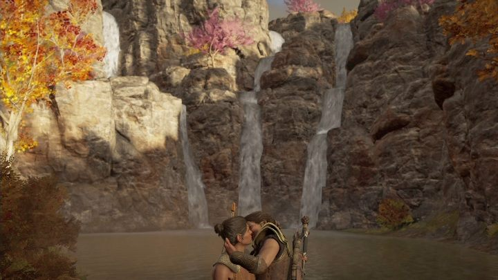 2 - Thyia - Romances in Assassins Creed Odyssey - Romances - Assassins Creed Odyssey Guide