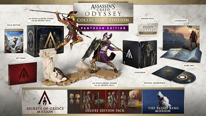 Assassin's Creed Odyssey Guide | gamepressure com