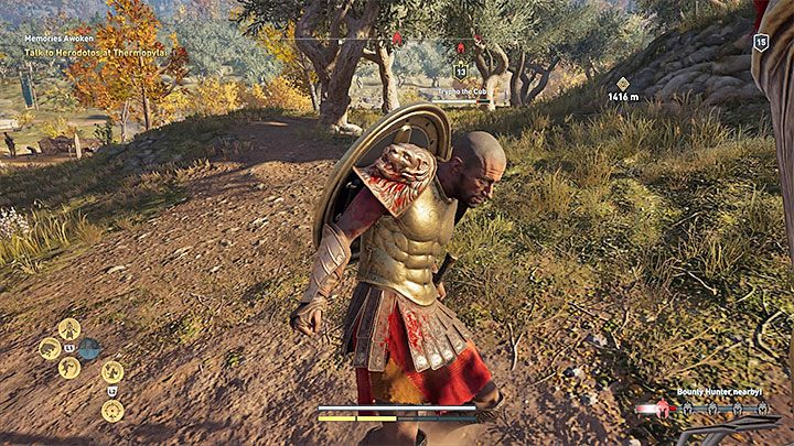 An enemys experience level is one of the most important factors that has an impact on the difficulty - Combat guide to Assassins Creed Odyssey - Tips - Assassins Creed Odyssey Guide