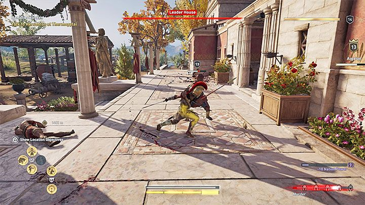 Next is your weapon choice - Combat guide to Assassins Creed Odyssey - Tips - Assassins Creed Odyssey Guide
