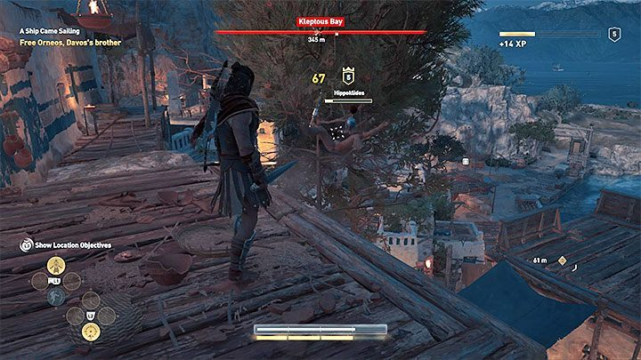 Sparta Kick is another great ability - it pushes enemies back and deals more Warrior damage - Combat guide to Assassins Creed Odyssey - Tips - Assassins Creed Odyssey Guide