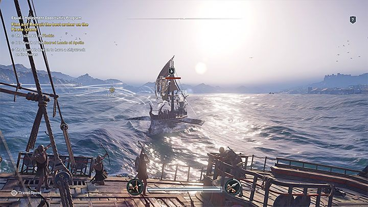 606f1f5fe4 Sailing and ship management in Assassin s Creed Odyssey - Assassin s ...