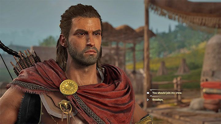 Lieutenants are crew members who can be placed in active slots on board of a ship - Sailing and ship management in Assassins Creed Odyssey - Tips - Assassins Creed Odyssey Guide