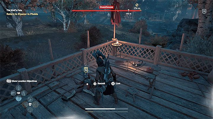Stronger enemies are strong enough to withstand a standard stun from behind - it wont be enough to deprive them of consciousness - Sailing and ship management in Assassins Creed Odyssey - Tips - Assassins Creed Odyssey Guide