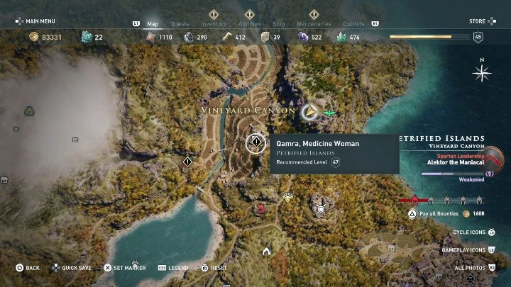 How to start: Speak with the farmers - Side Quests on Lesbos Island in Assassins Creed Odyssey - Side Quests - Assassins Creed Odyssey Guide