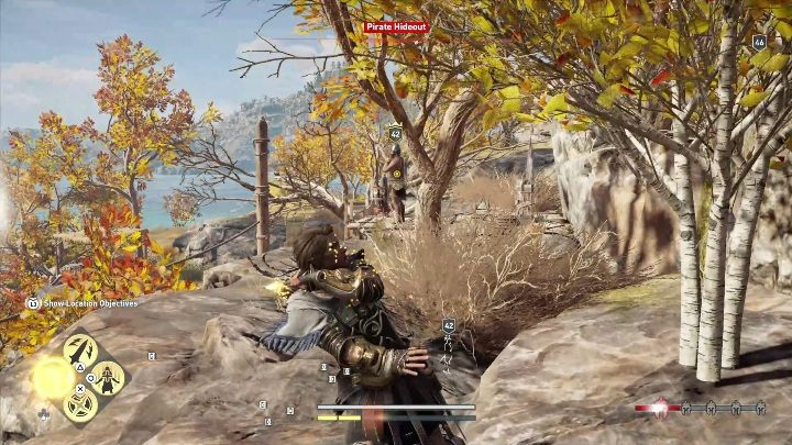 This skill allows you to throw the Spear of Leonidas at your opponent - How to develop the assassins skills in Assassins Creed Odyssey? - FAQ - Assassins Creed Odyssey Guide