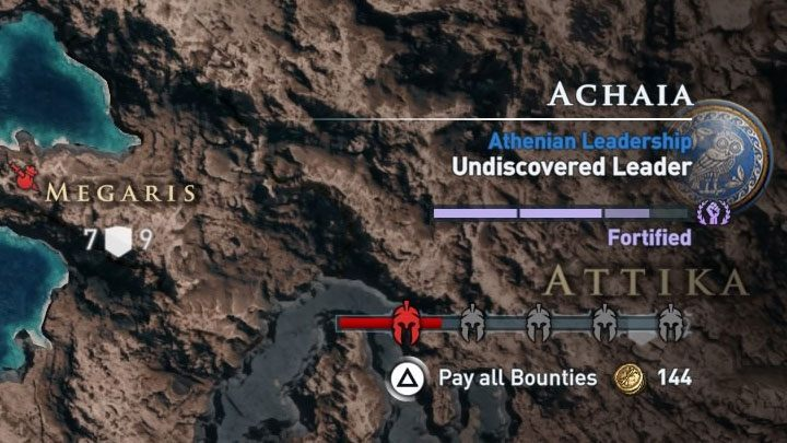 You can stop the hunt on your head in three ways, and each of these methods will stop mercenaries from further tracking your character - How to stop constantly attacking mercenaries in Assassins Creed Odyssey Game? - FAQ - Assassins Creed Odyssey Guide