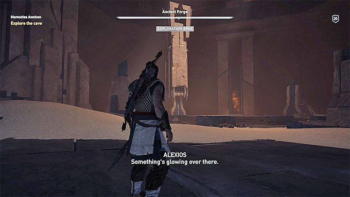 How to upgrade the Spear of Leonidas in Assassin's Creed Odyssey