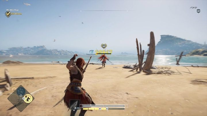 Soon, you will participate in the decisive battle - Battle of Amphipolis - Assassins Creed Odyssey Walkthrough - Main Storyline - Assassins Creed Odyssey Guide