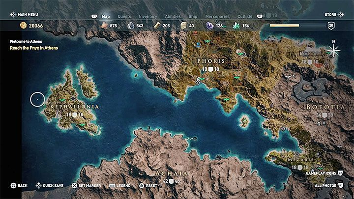 How Does The Level Scaling Work In Assassin S Creed Odyssey