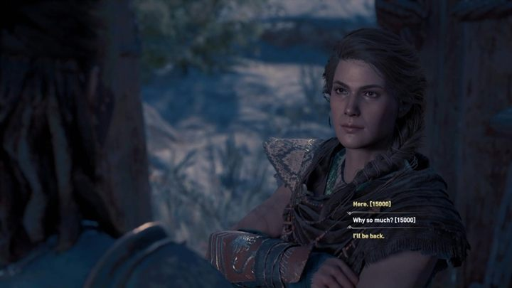 You have to sail to the island and then talk with Xenia, the pirate leader - Pirate Hospitality - Assassins Creed Odyssey Walkthrough - Main Storyline - Assassins Creed Odyssey Guide