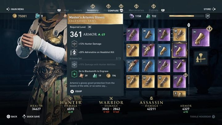 Rewards: 20,900 XP - The Erymanthian Boar (Elis) - Hunting for Seven Beasts Assassins Creed Odyssey - Hunting for Seven Beasts - Assassins Creed Odyssey Guide