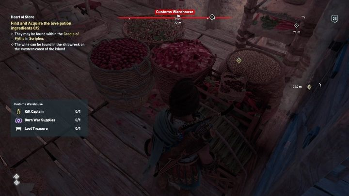 4 - Side Quests in Pirate Islands in Assassins Creed Odyssey - Side Quests - Assassins Creed Odyssey Guide