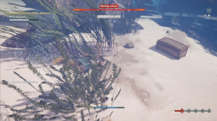 Description: During this quest, you need to get onboard your ship and go to the area surrounding the Isle of Lestris - Side Quests in Pirate Islands in Assassins Creed Odyssey - Side Quests - Assassins Creed Odyssey Guide