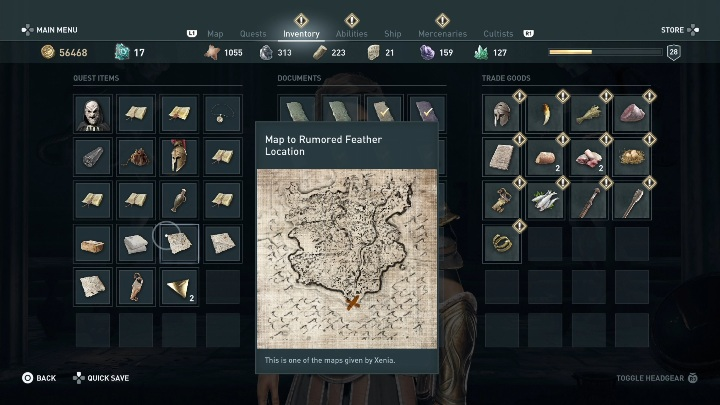 8 - Side Quests in Pirate Islands in Assassins Creed Odyssey - Side Quests - Assassins Creed Odyssey Guide