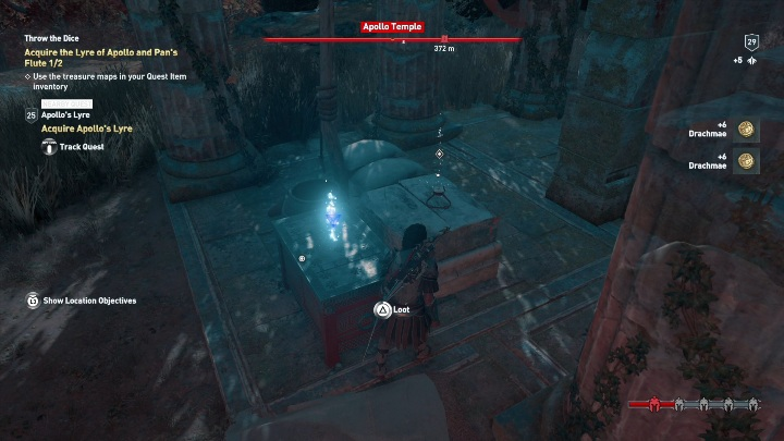 Visit both locations and loot the chests found inside of them - Side Quests in Pirate Islands in Assassins Creed Odyssey - Side Quests - Assassins Creed Odyssey Guide