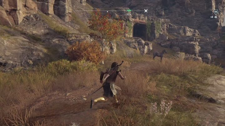 In order to discover the identity of this enemy, you must obtain the appropriate document - Order of Hunters - assassinations in the Legacy of the first blade DLC - Order of the Ancients - Assassins Creed Odyssey Guide