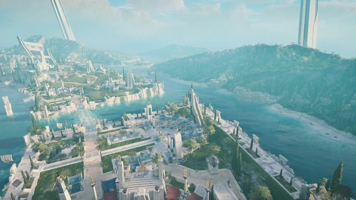 Porimos Ring Judgement Of Atlantis Maps And Atlas Assassin S