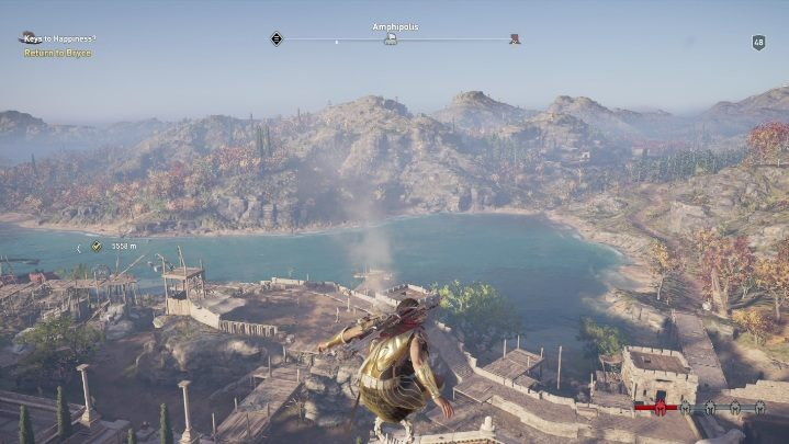 1 - Makedonia Map - tombs, ostracons, documents, secrets - World Atlas - Assassins Creed Odyssey Guide