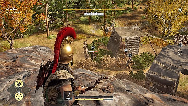Stealth in Assassin's Creed Odyssey Game - Assassin's Creed