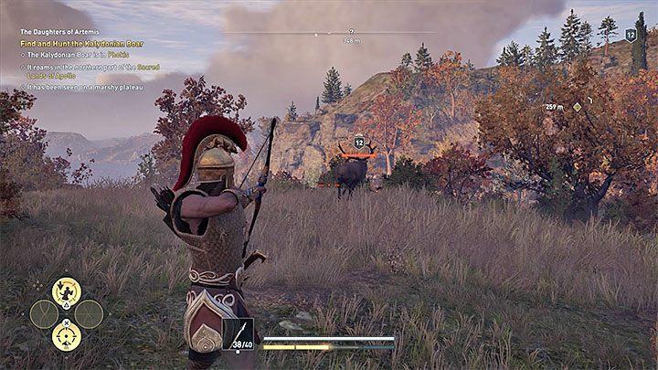 Охота на диких животных, чтобы получить мягкую кожу - Как получить крафт-материалы в Assassins Creed Odyssey Game?  - Часто задаваемые вопросы - Assassins Creed Odyssey Game Guide