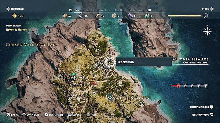 Engravings are unique modifiers - Make It Your Own - Assassins Creed Odyssey Trophy guide - Trophy Guide - Assassins Creed Odyssey Guide