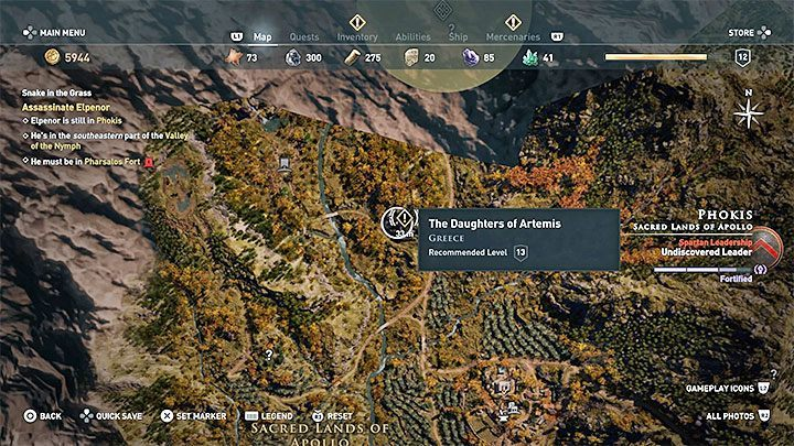 A series of difficult quests are related to this trophy, involving hunting elite types of wildlife - Master of the Hunt - Assassins Creed Odyssey Trophy guide - Trophy Guide - Assassins Creed Odyssey Guide