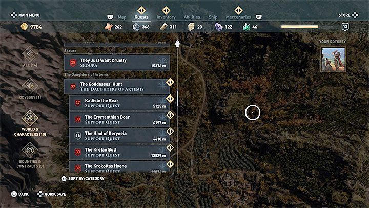 After winning the battle and unlocking the trophy, you can return to Daphnae - Master of the Hunt - Assassins Creed Odyssey Trophy guide - Trophy Guide - Assassins Creed Odyssey Guide