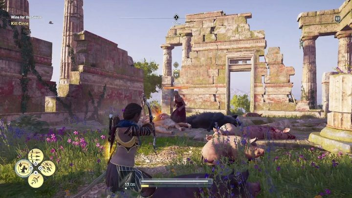 A Friend worth dying for - Side Quests in Assassin's Creed