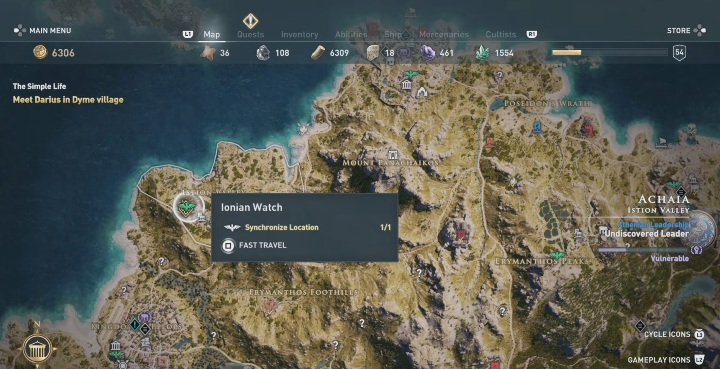 The Simple Life Assassin S Creed Odyssey Walkthrough