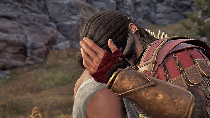 During the meeting with Daphnae in the Huntress Village, you will learn that she wants to fight with you for life and death in order to prove her worth as the leader of the Daughters - Daphnae - Romances in Assassins Creed Odyssey - Romances - Assassins Creed Odyssey Guide