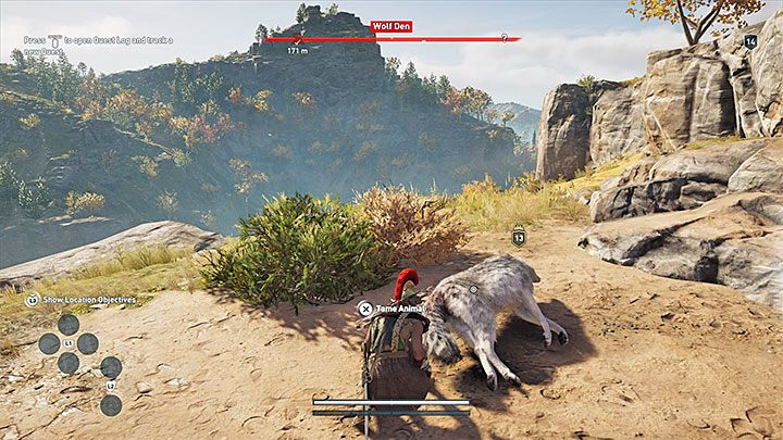 1 - Can I tame a pet in Assassins Creed Odyssey? - FAQ - Assassins Creed Odyssey Guide