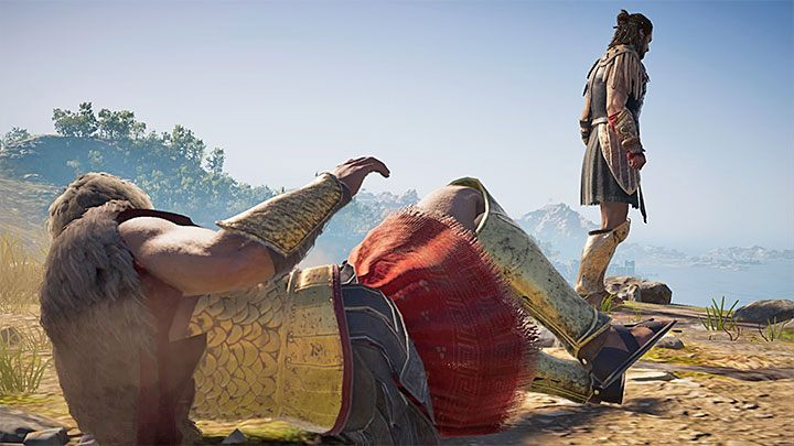 A conversation with Nikolaos takes place as part of the final main task of chapter two - The Wolf of Sparta - Where to find Nikolaos in Assassins Creed Odyssey? - FAQ - Assassins Creed Odyssey Guide