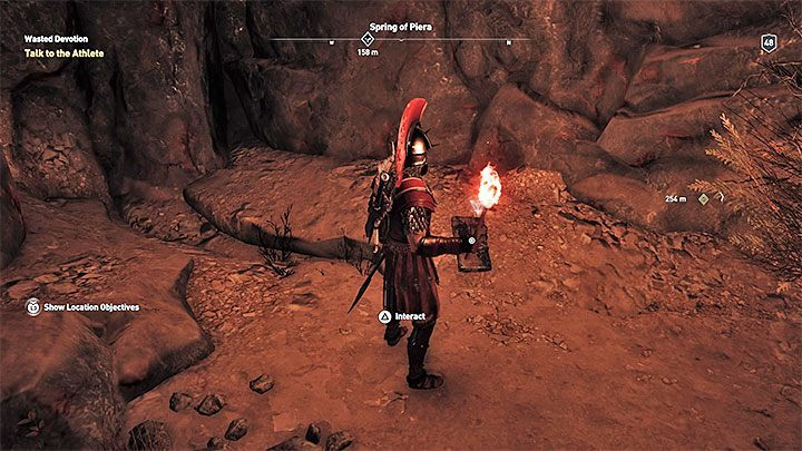 Investigate the lair of killed bears - Ainigmata Ostraka on Elis in Assassins Creed Odyssey - Ainigmata Ostraka - Assassins Creed Odyssey Guide
