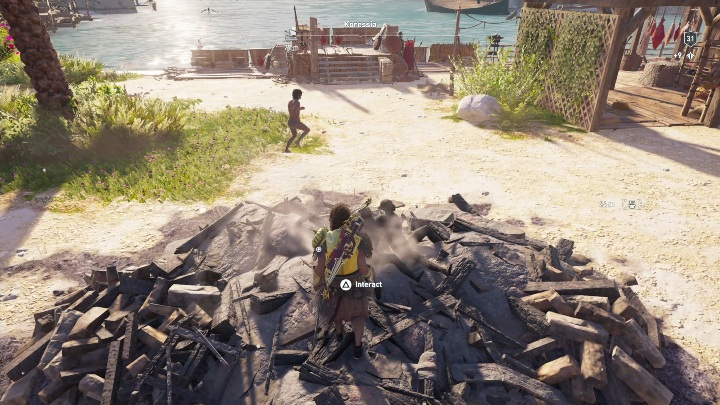 Puzzle solution: Head to the northern part of Keos - Ainigmata Ostraka in Pirate Islands in Assassins Creed Odyssey - Ainigmata Ostraka - Assassins Creed Odyssey Guide