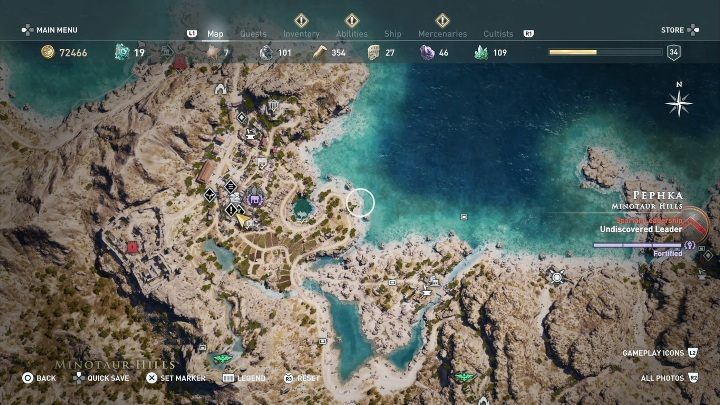 Ac Odyssey Pephka Side Quests Walkthrough Assassin S Creed