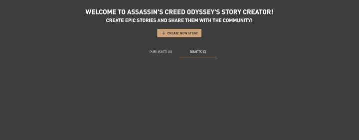 Story Creator Mode is a utility tool that allows you to create your own missions for Assassins Creed Odyssey - Basic information about Assassins Creed Odyssey Story Creator Mode - Story Creator Mode - Assassins Creed Odyssey Guide