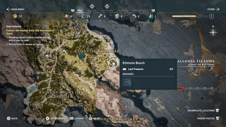 1 - Another day, another Drachmas - Assassins Creed Odyssey Walkthrough - Main Storyline - Assassins Creed Odyssey Guide