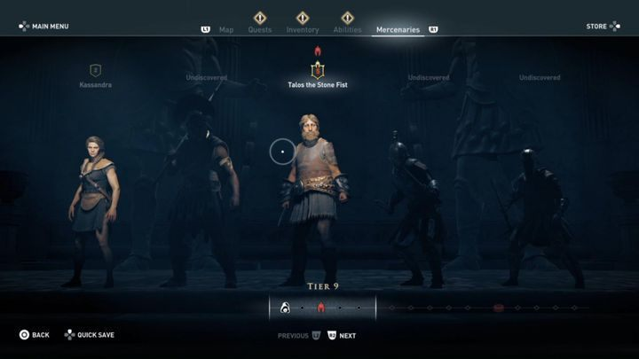 Mission start: During the Debt Collector mission - Kephallonia Islands - Side Quests in Assassins Creed Odyssey - Side Quests - Assassins Creed Odyssey Guide