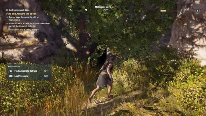 2 - Kephallonia Islands - Side Quests in Assassins Creed Odyssey - Side Quests - Assassins Creed Odyssey Guide