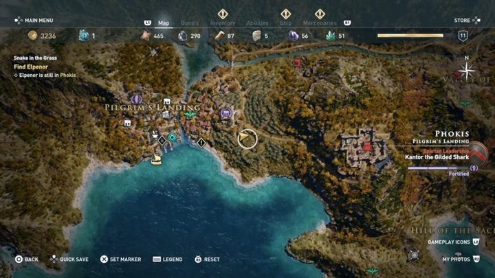 2 - Phokis - Side Quests in Assassins Creed Odyssey - Side Quests - Assassins Creed Odyssey Guide