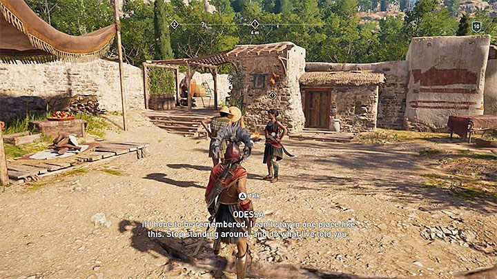 2 - Odessa - Romances in Assassins Creed Odyssey - Romances - Assassins Creed Odyssey Guide