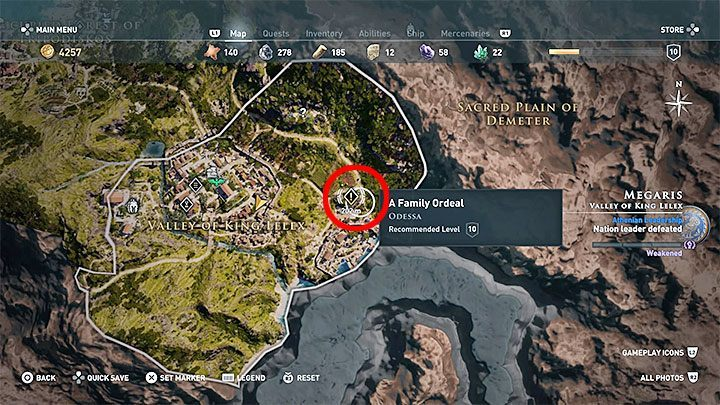 odessa romances in assassin s creed odyssey assassin s creed
