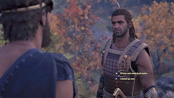 2 - Lykaon - Romances in Assassins Creed Odyssey - Romances - Assassins Creed Odyssey Guide