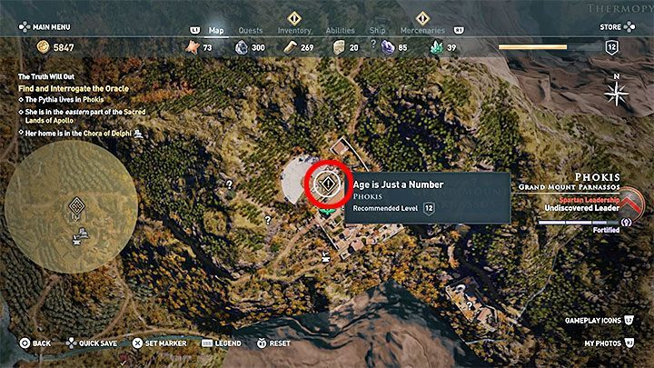 Auxesia can be found in Phokis, one of the locations that you visit during the main storyline - Auxesia - Romances in Assassins Creed Odyssey - Romances - Assassins Creed Odyssey Guide