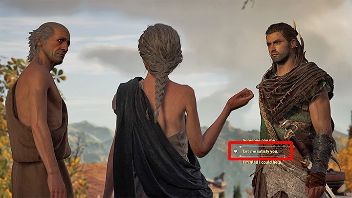 2 - Auxesia - Romances in Assassins Creed Odyssey - Romances - Assassins Creed Odyssey Guide