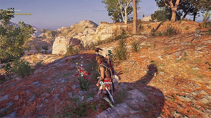 Go west of the village and explore the areas adjacent to Xerxes Military Fort - Kosta - Romances in Assassins Creed Odyssey - Romances - Assassins Creed Odyssey Guide