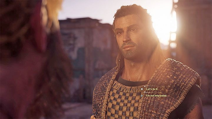 2 - Kosta - Romances in Assassins Creed Odyssey - Romances - Assassins Creed Odyssey Guide